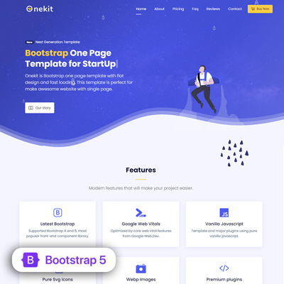 Bootstrap 5 themes
